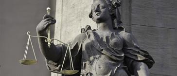 Als Vermieter wünscht man sich nur zu oft mehr von Justizias ausgeprägtem Sinn für Gerechtigkeit